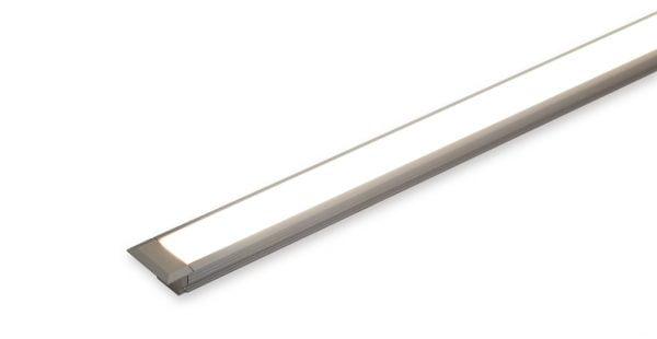 Ricol LED zonder schakelaar, Inbouwspot., L 2700 mm