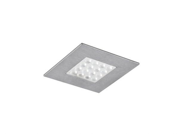 Banda 1 LED, Inbouwspot., afzonderlijke lamp zonder schakelaar