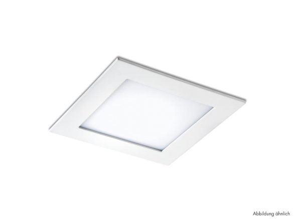 Palladio LED, Inbouwspot., zilverkleurig