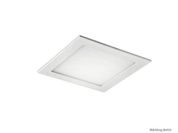 Palladio XL LED, Inbouwspot., wit