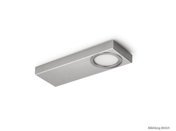 Rea 1 LED, Onderbouw-/nislamp., Afzonderlijke lamp met schakelaar, 3000 K warmwit