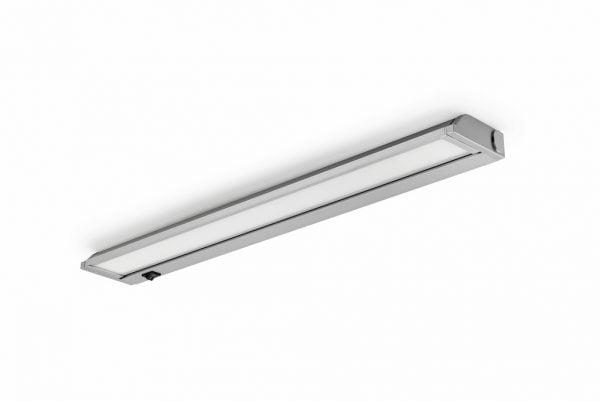 Giro LED met schakelaar, Onderbouw-/nislamp., L 575 mm, 6 W