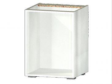 Onderkast zonder front, 78cm hoog, 60cm breed