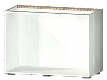 Onderkast zonder front, 78cm hoog, 110cm breed
