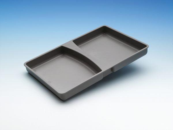 Sluitdeksel., alu grijs, voor 7, 8, 10 liter