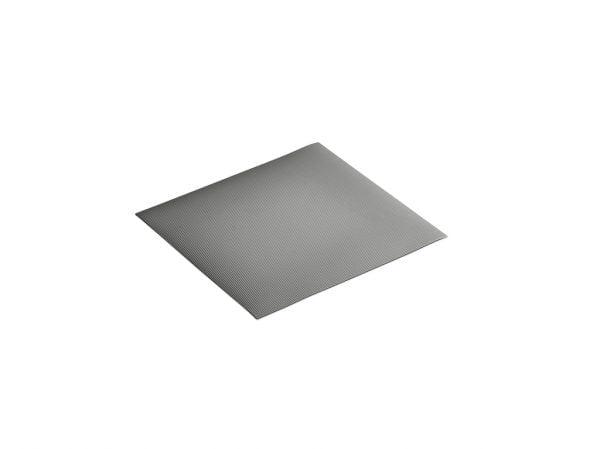 Antislipmat 2, Kastuitrusting., tot 600 mm kast, B 500, D 480 mm