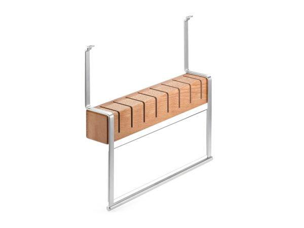 Linero 2000 Messenhouder, Relingsysteem., roestvrij staalkleurig