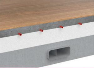 Naber Compair Steel Flow luchtafvoer systeem inbouwmethode 1