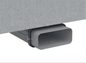 Naber Compair Steel Flow luchtafvoer systeem inbouwmethode 2